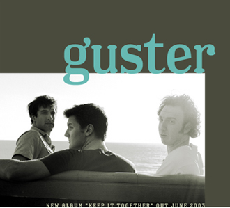 Guster Parachute