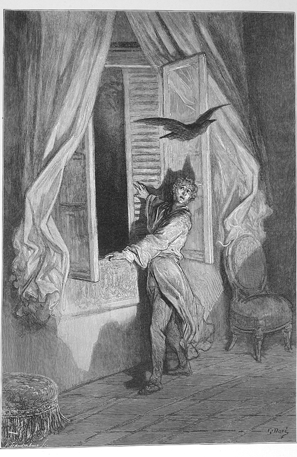 poe vs dickens And the idea for the most haunting poem, 'the raven' was born know more  about dickens' early struggles and what happened when he met.