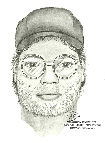 Newark Police release sketch of suspect in fondling case