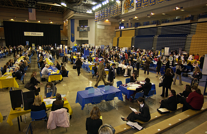 Teaching Job Fair Draws Hundreds Of Hopeful Educators
