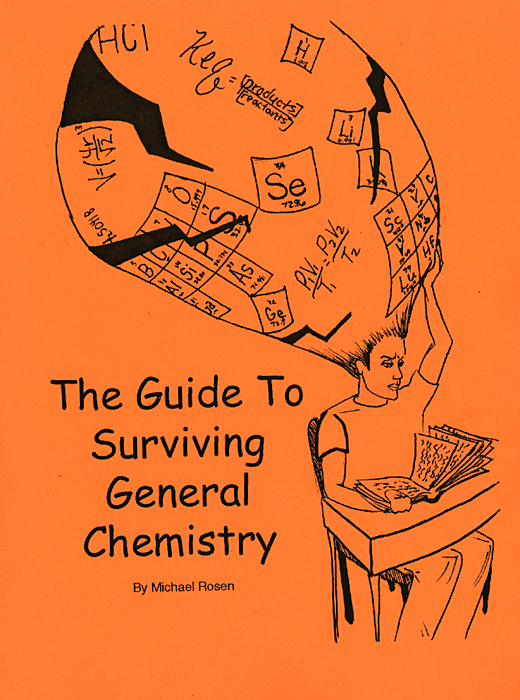 Student tutor writes 'Guide to Surviving General Chemistry'