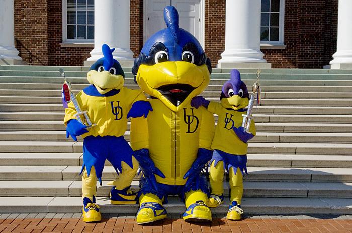 University Of The Virgin Islands Mascot
