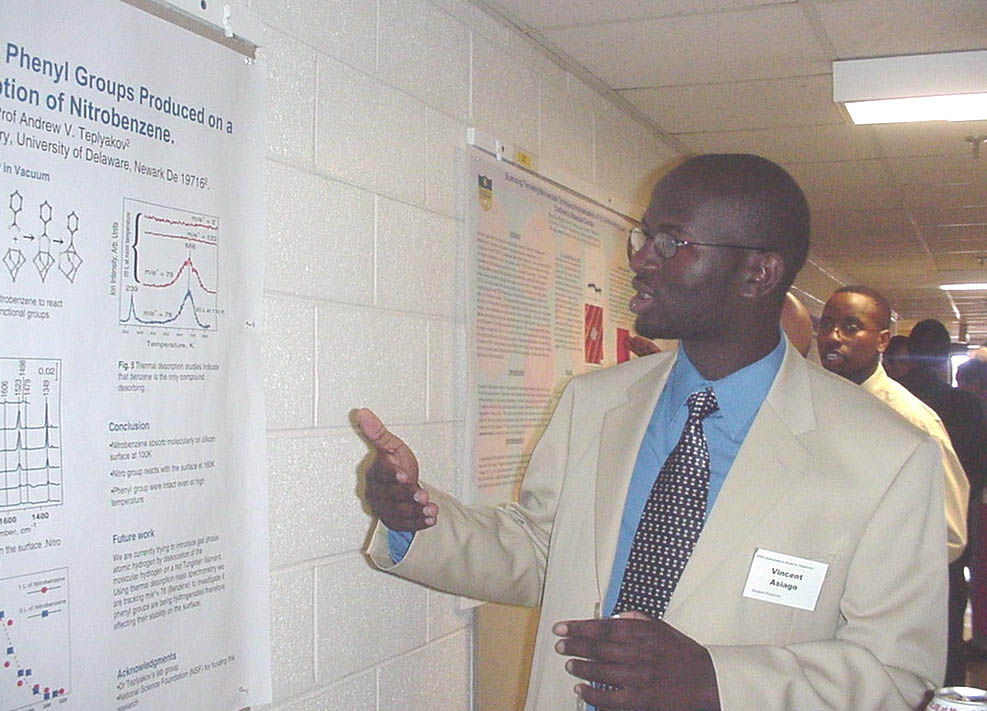 Undergraduate Research Symposium Abstracts from Chem and Biochem 2004