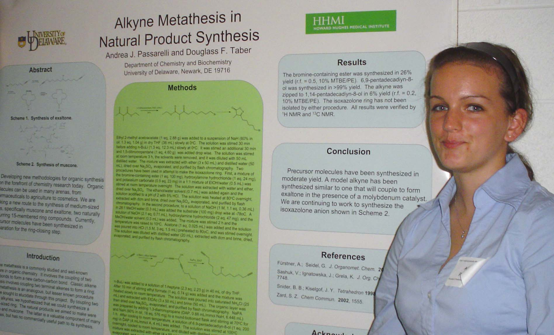 Undergraduate Research Symposium Abstracts from Chem and ...