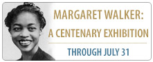 Margaret Walker: A Centenary Exhibition