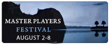 MASTER PLAYERS FESTIVAL