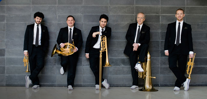 Canadian Brass: Dec 6