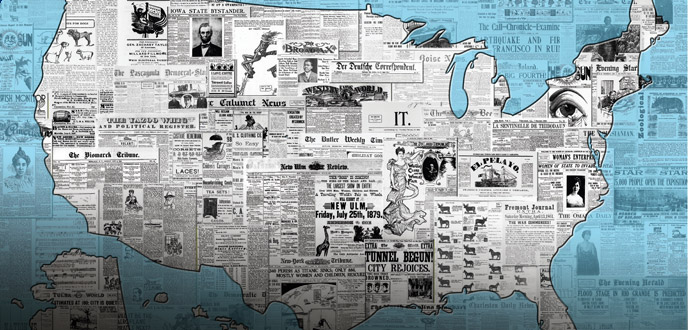 Digitizing newspapers