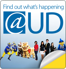 Find out what's happening at UD