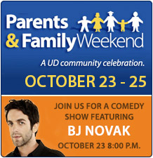 Parents & Family Weekend