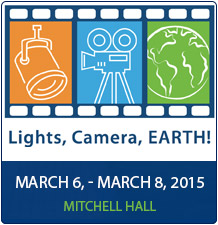 Lights, Camera, EARTH!