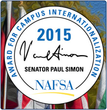 NAFSA Simon Award