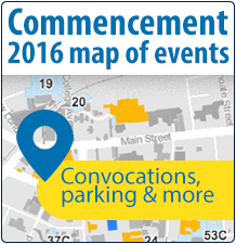 Commencement map