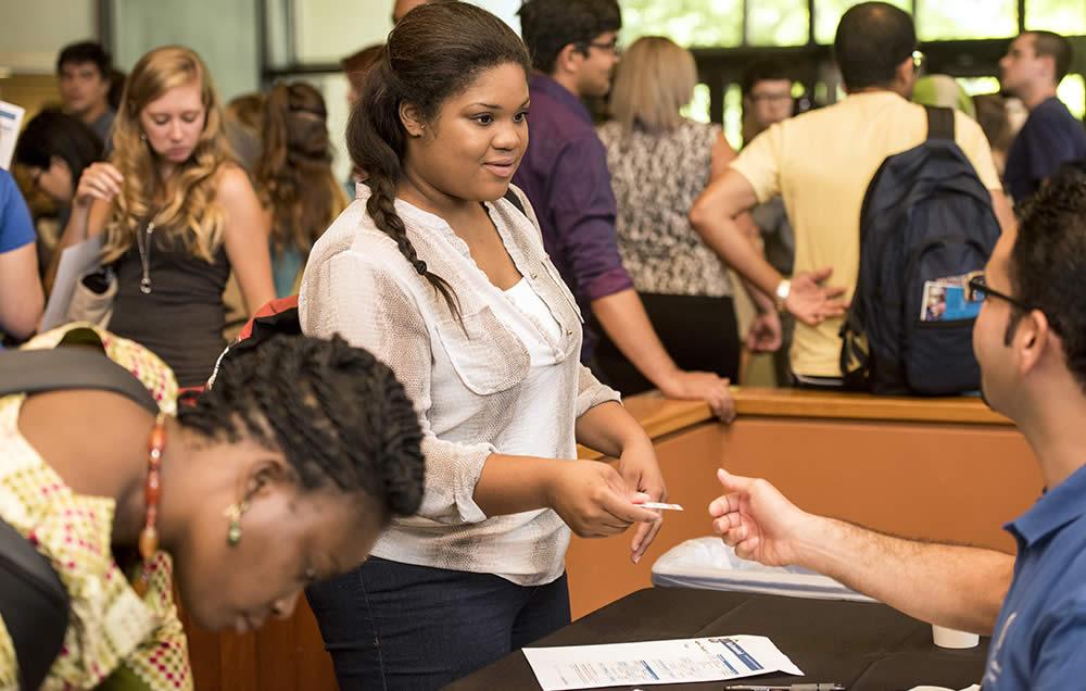 New Graduate Student Orientation Registration Image