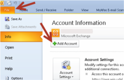 UD IT: Outlook setup for Google Apps @ UDel.edu email
