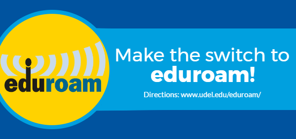 Make the switch to eduroam