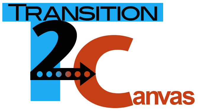 Transition to Canvas