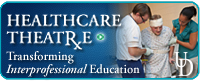 Healthcare theatre program