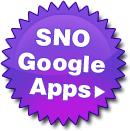 SNO Google Apps Button