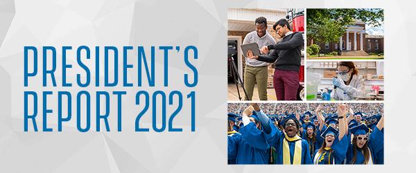 University of Delaware | 2021 President's Report