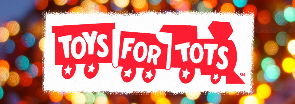 Toys For Tots Community : Police university of delaware