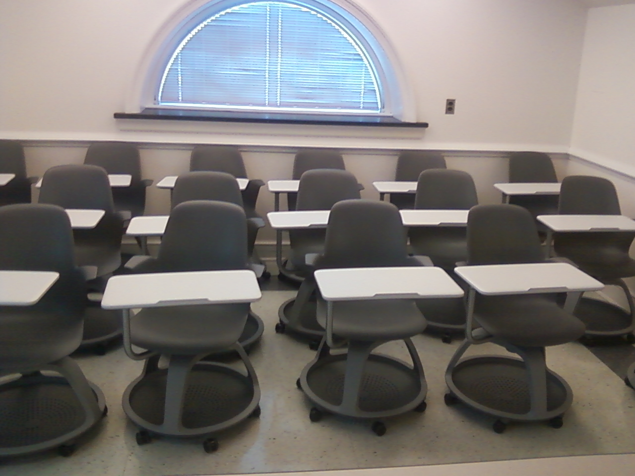 Central Inventory Classrooms - Registrar's Office