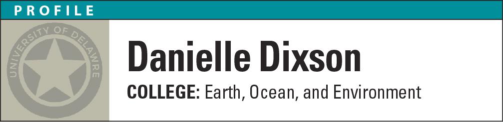 Profile: Danielle Dixson