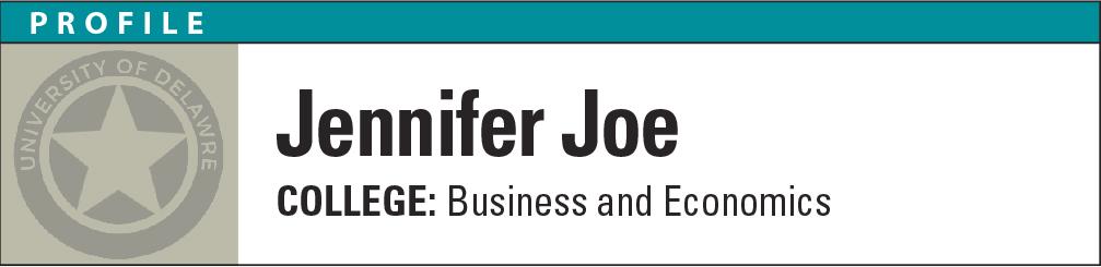 Profile: Jennifer Joe