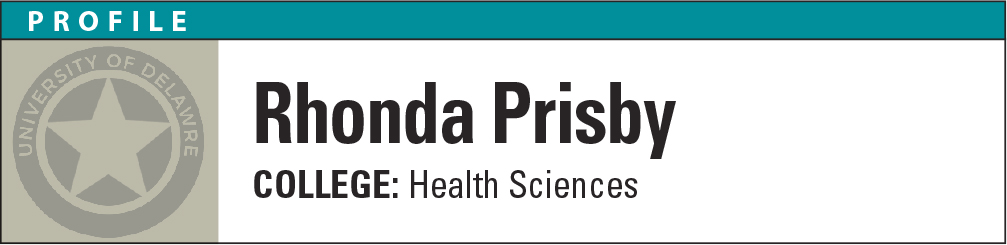 Profile: Rhonda Prisby