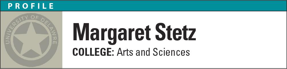 Profile: Margaret Stetz