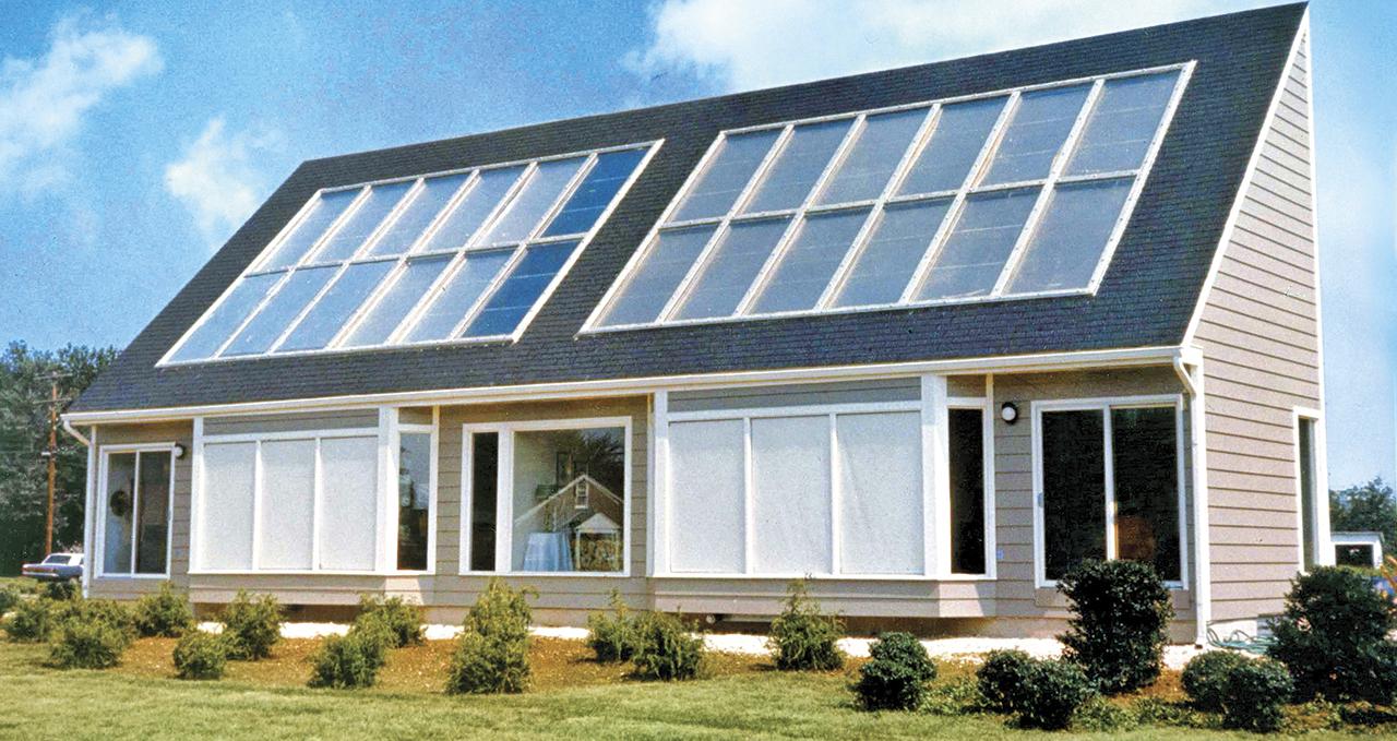 Solar One House