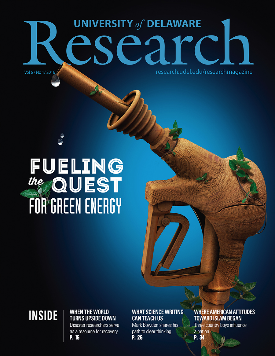 UD Research Magazine Vol 6 No 1