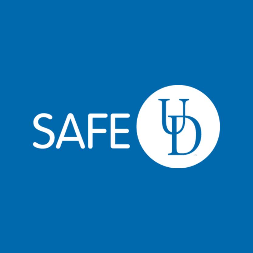 SAFE UD | A Safe UD Starts with ME | University of Delaware