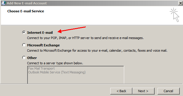 How to Keep your Outlook Messages on the Mail Server