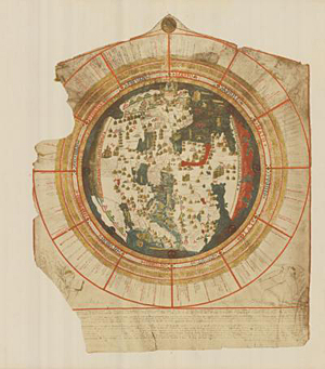 Oldest Known World Map.Historic Library S Move A Tale Of Patience Packing And Police Escorts