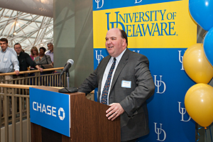 UD partners with JPMorgan Chase to offer learning and research