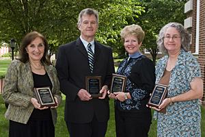 Teaching Award Photo