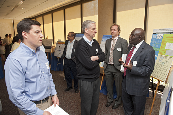 Expo at JPMorgan Chase facility showcases UD faculty research