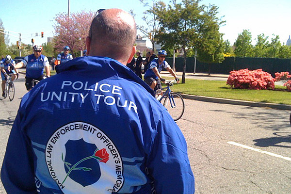 Police Unity Tour Delaware