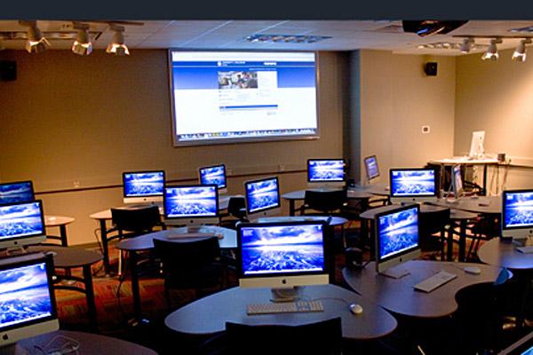 Multimedia Classroom Design : University library offers imovie the essentials