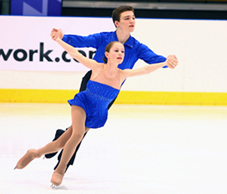 Ud ice skaters represent nation at winter youth olympic games voltagebd Gallery