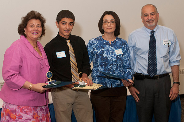 student stock market game investwrite winners celebrated
