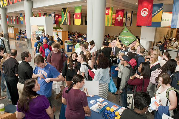 Countdown to Fall Career Services Expo set Sept. 27 at The Bob