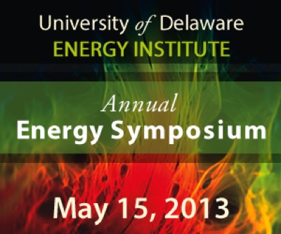 UD Energy Institute annual symposium set for May 15