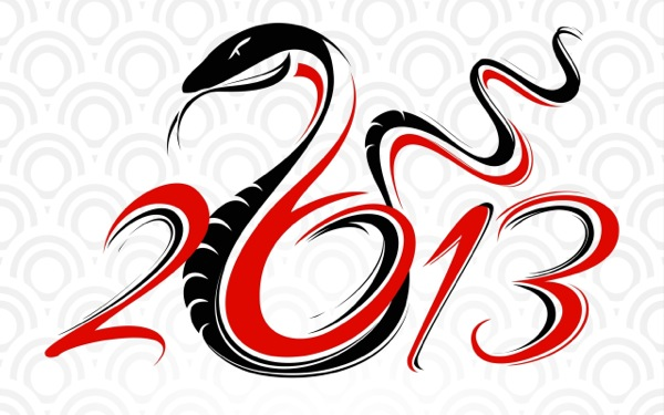 2013 is the Year of the Snake in the Chinese zodiac. It is said that ...