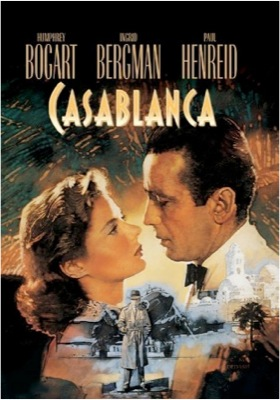 University of delaware library exhibition features beloved film 39 casablanca 39 for Poster casablanca