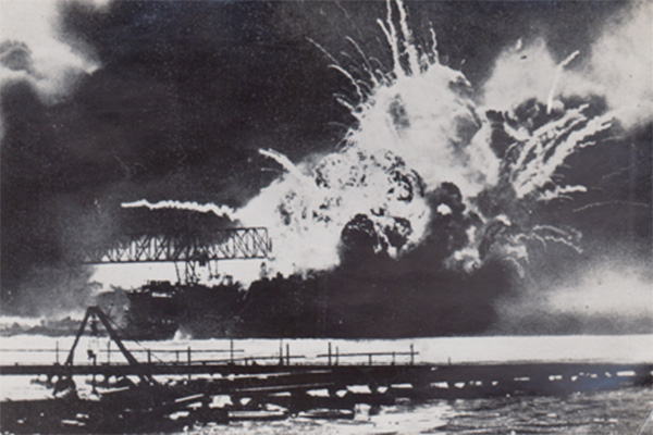 research paper on pearl harbor attacks