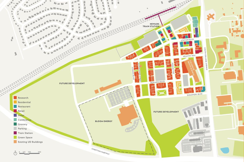 University unveils revised STAR Campus master plan seeks input