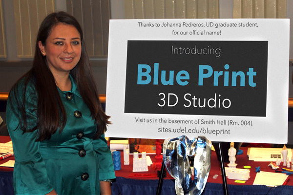 New university printing facility officially named blue print 3d studio malvernweather Gallery