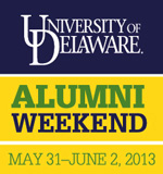 alumni weekend 2013 logo